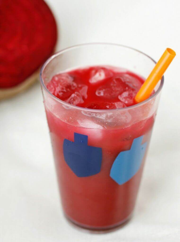 """Cleanse and Refresh with the """"Beet Nik"""" Blend"""