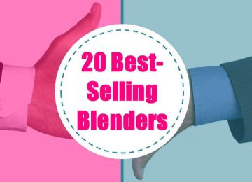 Blendtec vs Vitamix Comparison Review –> 20 Best Selling Blenders
